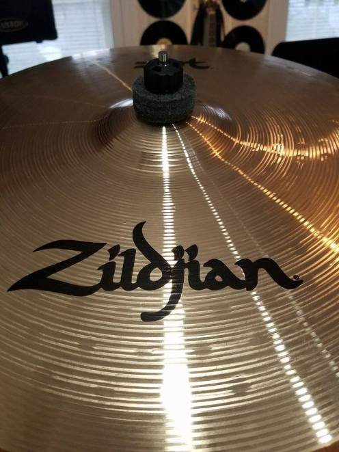 Here's our new #Zildjian ZBT 16in. Crash #Cymbal
